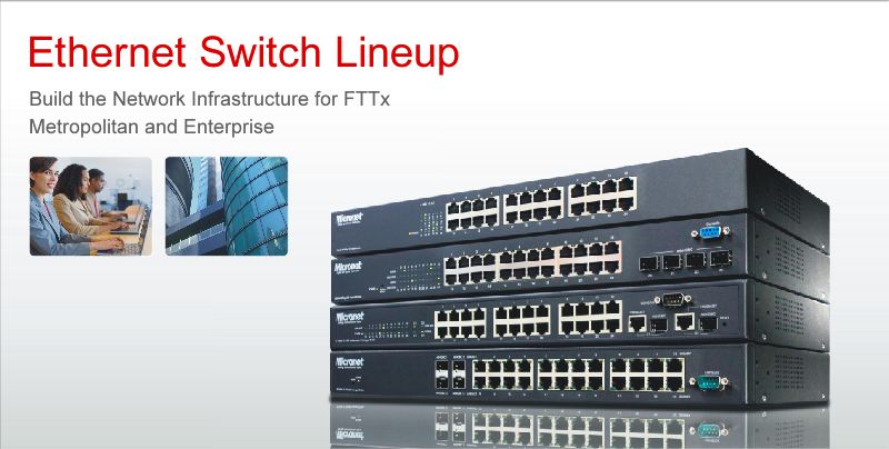 Ethernet Switch Lineup