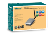 Wireless Multi-function Print Server