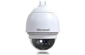 1080p Full HD WDR High Speed PTZ Dome IP Camera
