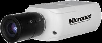 4M HDR Box IP Camera