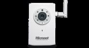 2MP HD Wireless IR Cube IP Camera