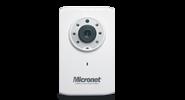 2MP HD PoE IR Cube IP Camera